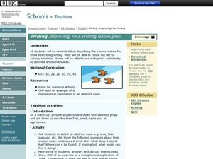 KS3 Bitesize Lesson Plan