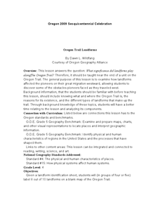 oregon trail map skills lesson plans worksheets. Black Bedroom Furniture Sets. Home Design Ideas