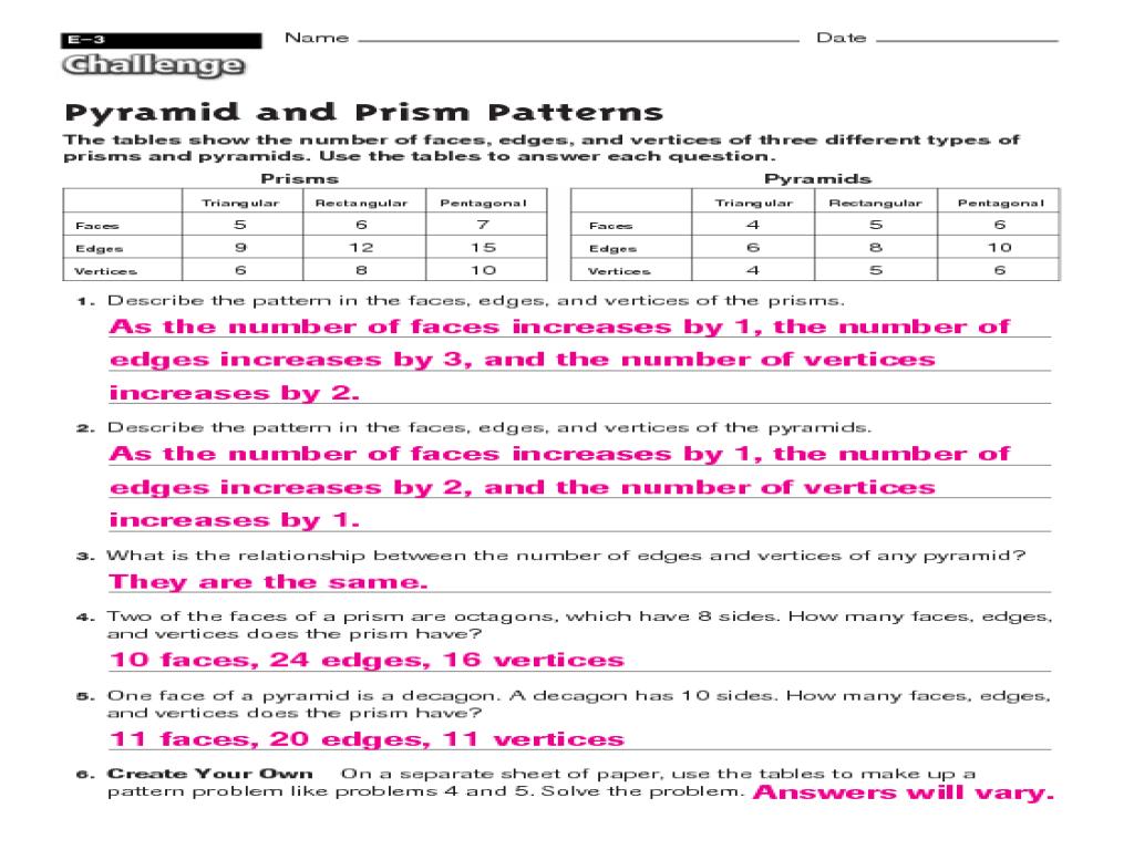 4th Grade Math Pyramid Worksheets - number puzzles arithmogon ...