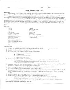 Extracting Lesson Plans Worksheets Reviewed By Teachers