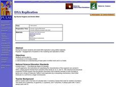 DNA Replication Lesson Plan