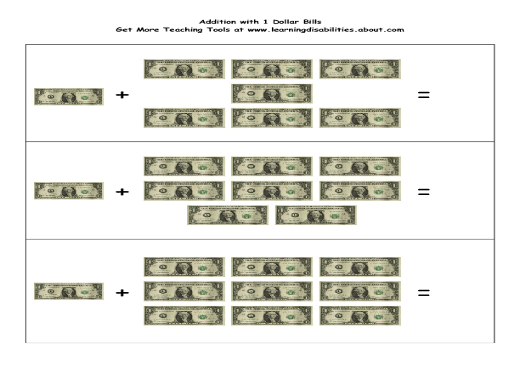 money worksheets for first grade calleveryonedaveday money best free printable worksheets. Black Bedroom Furniture Sets. Home Design Ideas