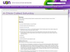 A Chick Called Saturday Lesson Plan