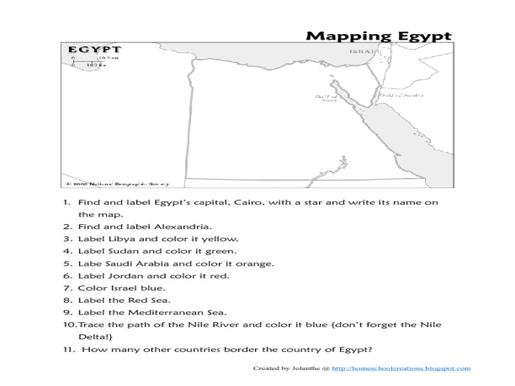 Workbooks Map Skills Worksheets 4th Grade Free Printable