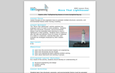 Move that Lighthouse! Lesson Plan