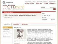 Trickster tales essay