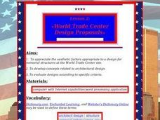 World Trade Center Design Proposals Lesson Plan