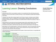 Drawing Conclusions Lesson Plan