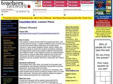 Dream Houses Lesson Plan