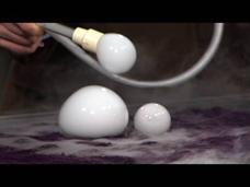 Dry Ice Boo Bubbles Video