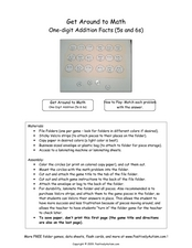 One Digit Addition: Adding 5 and 6 Lesson Plan