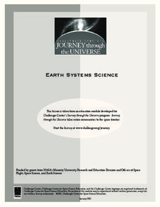 Earth System Science Lesson Plan