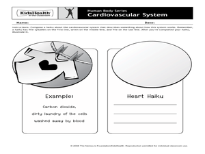 Human Body Series - Cardiovascular System Activities & Project