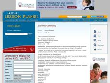 Economic Community Lesson Plan