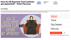 How Do US Supreme Court Justices Get Appointed? Video