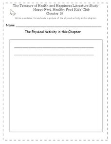 Treasure of Health and Happiness: chapter 10 Worksheet for 2nd - 6th ...