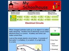 Electrical Circuits Interactive