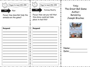 houghton mifflin story resources - Ms. Melissa Henley - Stanley G ...