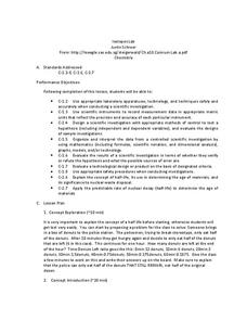 Isotopes Lesson Plans Worksheets Lesson Planet