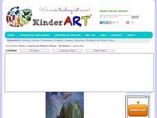 Emily Carr's Trees Lesson Plan