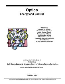 Energy and Control Unit