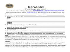 Search on Math Worksheets For Carpenters