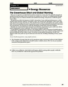 Land Pollution Lesson Plans & Worksheets | Lesson Planet