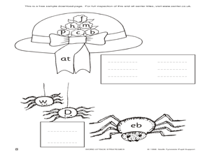 Word Attack Lesson Plans & Worksheets Reviewed by Teachers