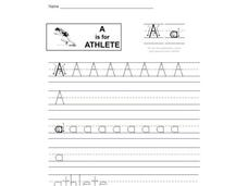 A is for Athlete Interactive