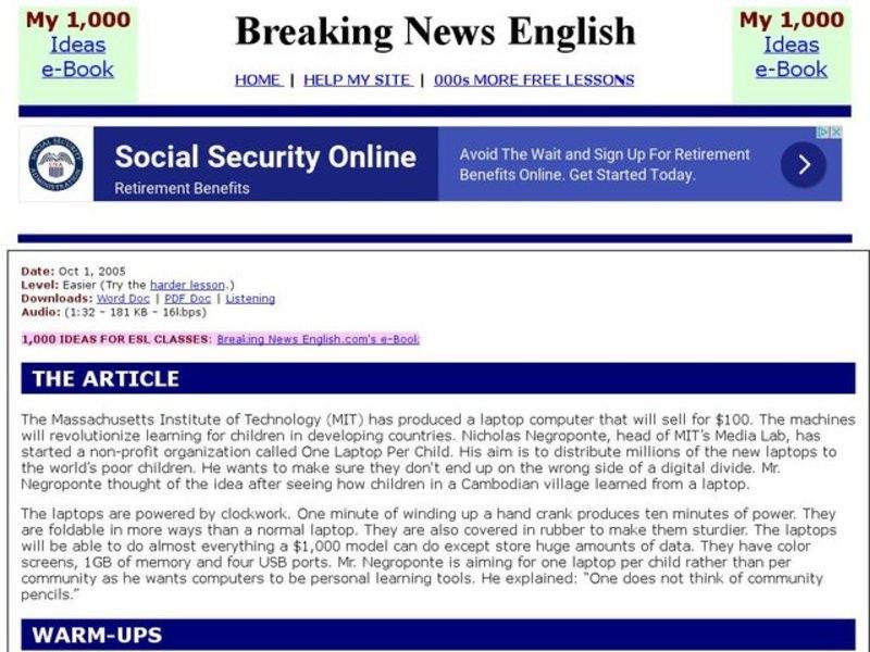 Breaking news engelsk online dating