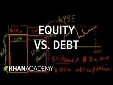 Equity vs. Debt Video