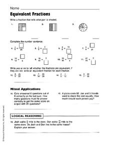 equivalent number sentences lesson plans worksheets. Black Bedroom Furniture Sets. Home Design Ideas