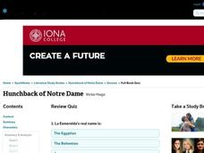 Hunchback of Notre Dame Interactive
