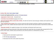 Eric Carle Author Study Lesson Plan