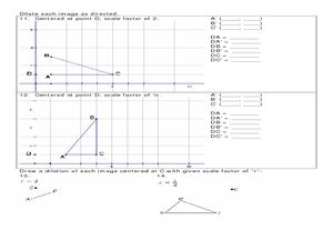 geometry worksheet 9 5 rotational symmetry worksheet for 9th 12th grade lesson planet. Black Bedroom Furniture Sets. Home Design Ideas