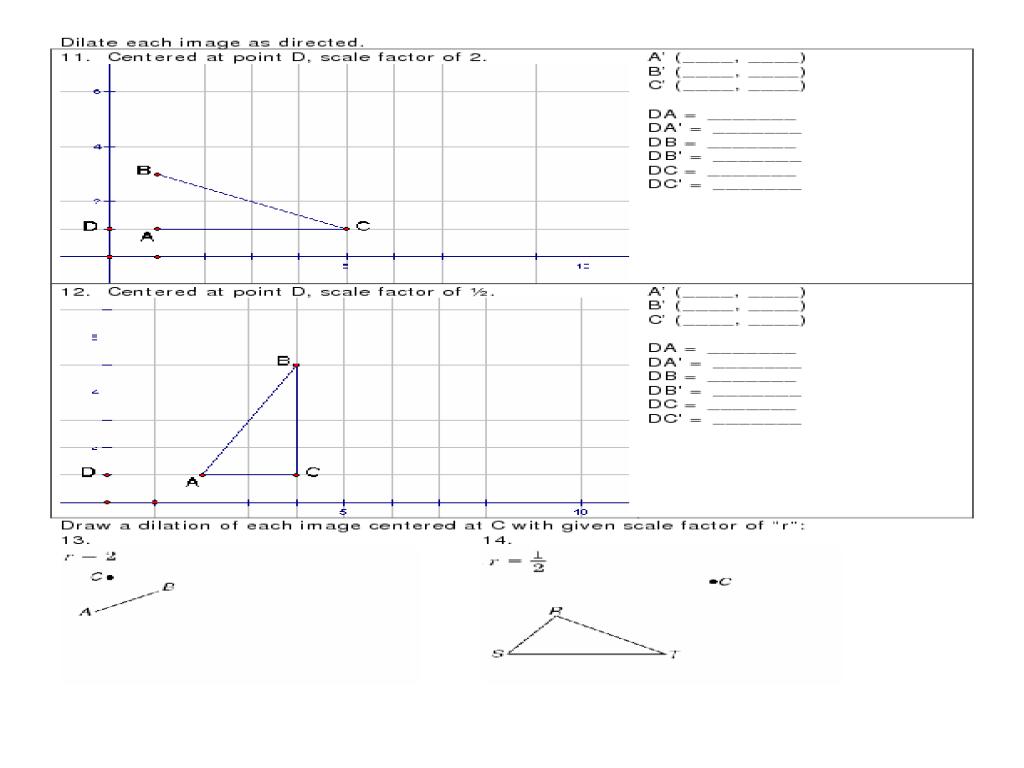 worksheet Rotational Symmetry Worksheets geometry worksheet 9 5 rotational symmetry 9th 12th grade lesson planet