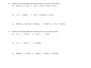 Ap chemistry stoichiometry worksheet answers