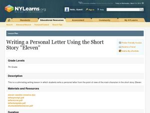 short story eleven essay Free eleven papers, essays, and research papers  repetition and metaphor in  the short story, eleven by sandra cisneros - use of repetition and metaphor.