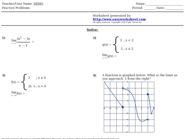 Piecewise Functions Worksheet piecewise functions worksheet 1 – Piecewise Functions Worksheets