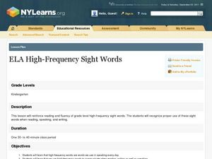 Rearranging Words Sentences Lesson Plans & Worksheets