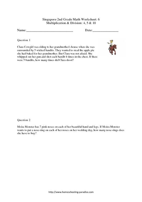 Singapore Math Lesson Plans Worksheets Reviewed by Teachers – Singapore Math Free Worksheets