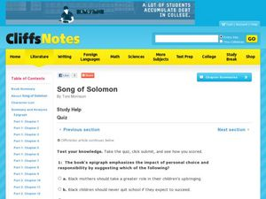 an analysis of the icarus myth in toni morrisons song of solomon Welcome to the litcharts study guide on toni morrison's song of solomon created by the original team behind sparknotes, litcharts are the world's best literature guides get the entire song.