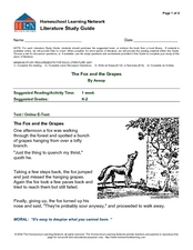 Literature Study Guide - The Jungle Graphic Organizer