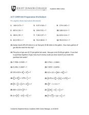 pre algebra basic operations decimals worksheet for 6th 7th grade lesson planet. Black Bedroom Furniture Sets. Home Design Ideas