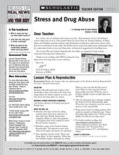 Stress and Drug Abuse Lesson Plan