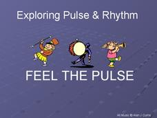 Exploring Pulse & Rhythm Presentation