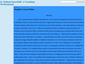 Are You Hungry? Lesson Plan