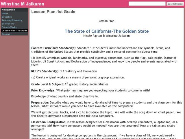 Landmarks Of United States Lesson Plans Worksheets Lesson Planet