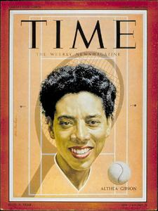 Althea Gibson Worksheet