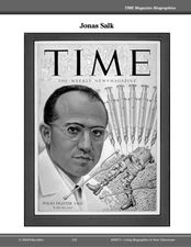 Jonas Salk: He Led the Battle Against Polio Worksheet